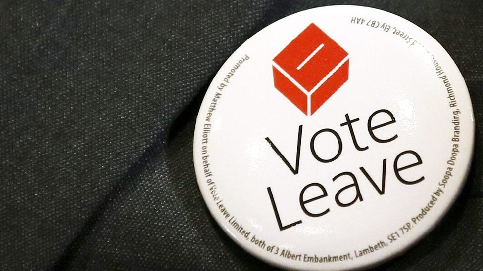 Vote Leave fined over thousands of unsolicited texts