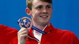 Ross Murdoch took the bronze medal in Russia