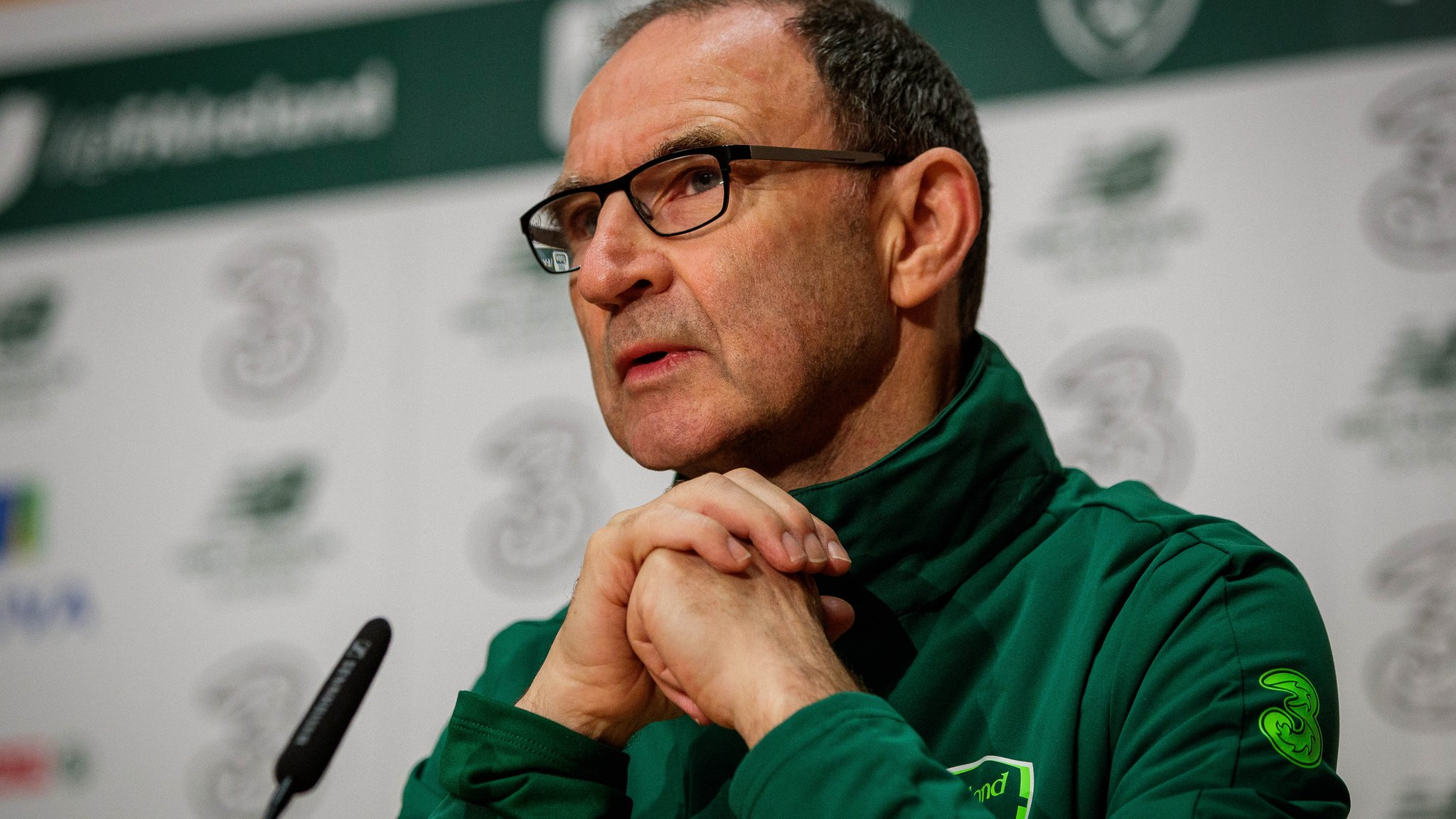 O'Neill expecting 'pang' of confliction when Republic face NI