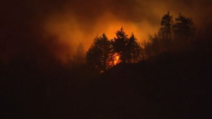 Eagle Creek wildfire: Oregon judge orders boy to pay $36m | BBC