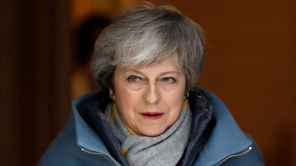 Brexit: Theresa May will not ask EU for long extension