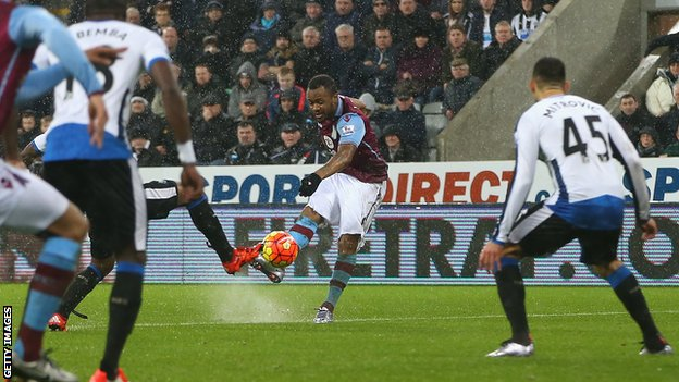 Video: Newcastle United vs Aston Villa