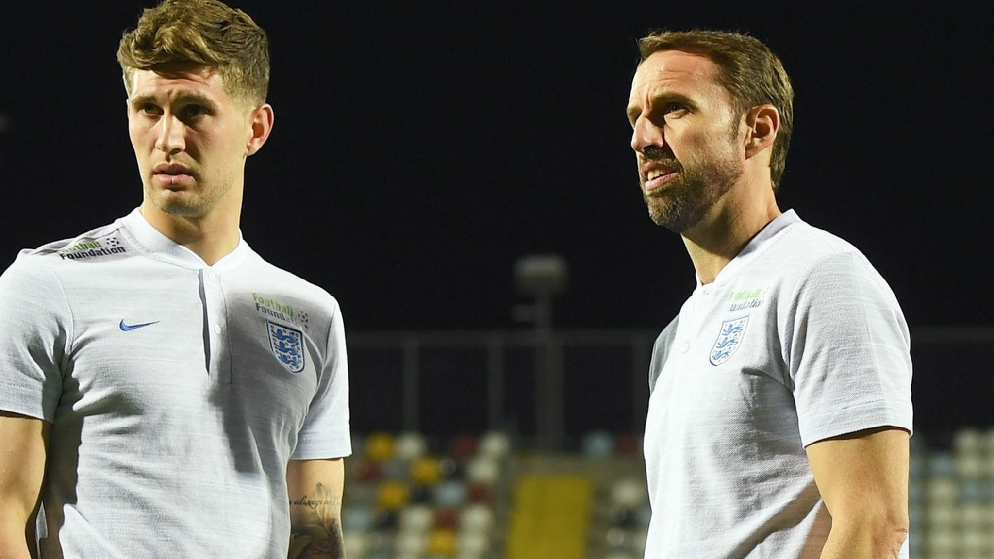 Southgate ready for 'strange experience' behind closed doors in Croatia