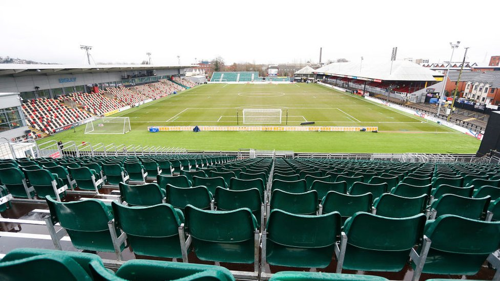 Newport County: Play-off final to be shown at Rodney Parade