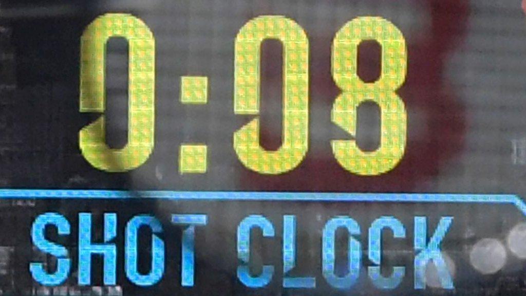 Australian Open 2018 to use 25-second shot clock