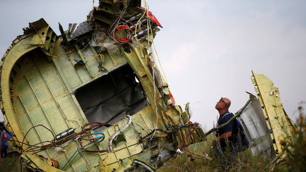 MH17 missile 'came from Russia', Dutch-led investigators say