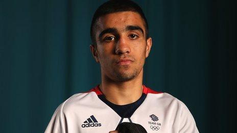 Amir Ali Said Ali Hopes to Emulate Amir