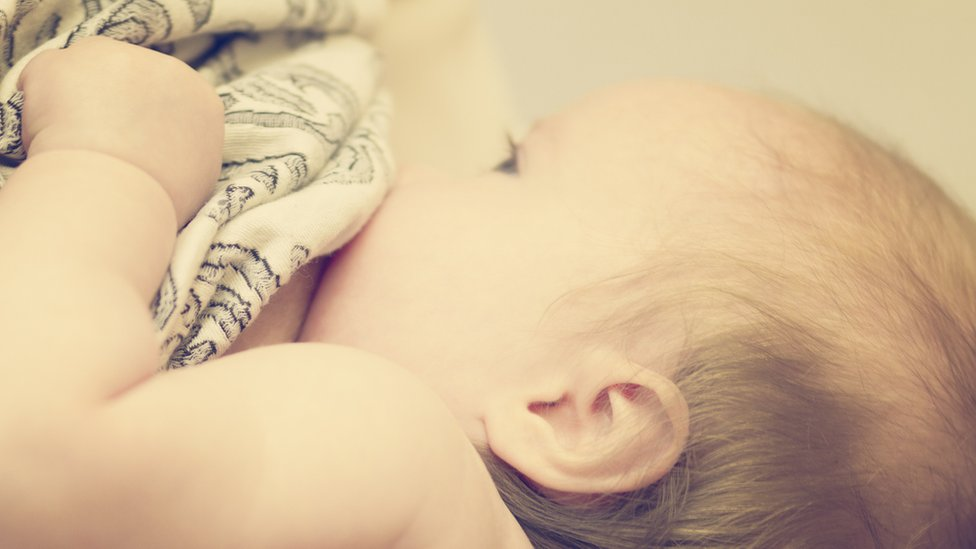 Transgender woman breastfeeds baby in first recorded case, study says