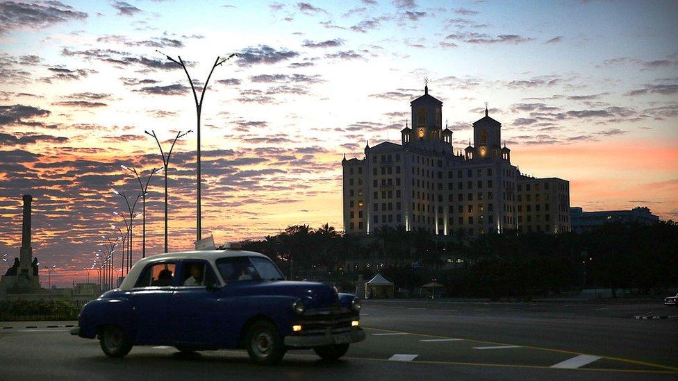 En Cuba es el Estado el que controla la red de hoteles del país.