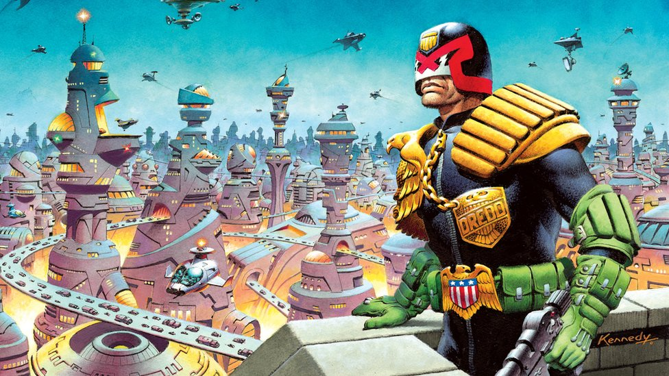 Judge Dredd publisher buys Roy of the Rovers and classic comics archive