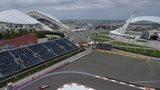 Sochi Autodrom circuit