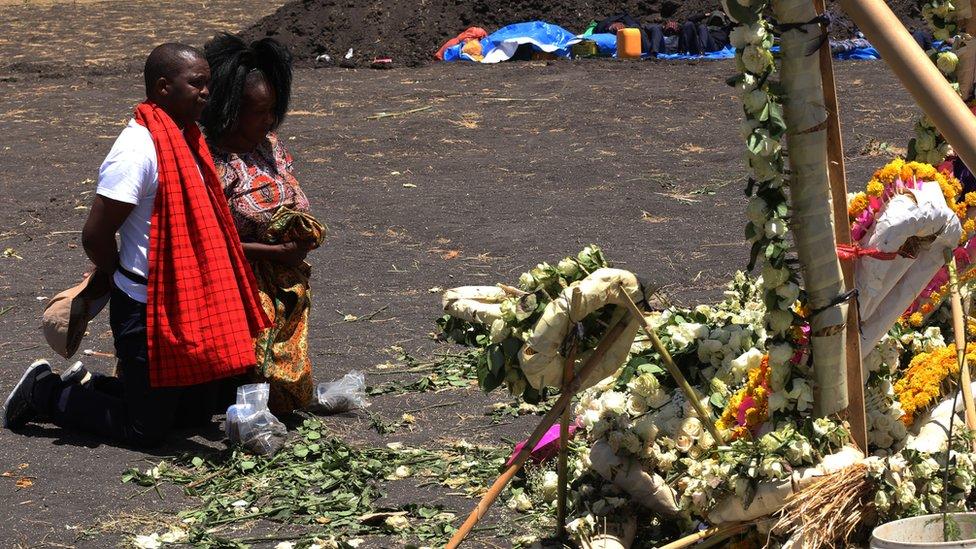 Crash d'Ethiopian Airlines : Boeing en justice