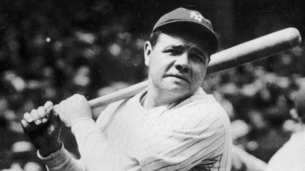 Babe Ruth jersey fetches record-breaking $5.64m at auction