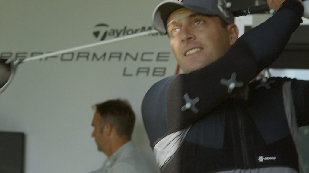 Francesco Molinari: How The Open winner is using technology to help his game