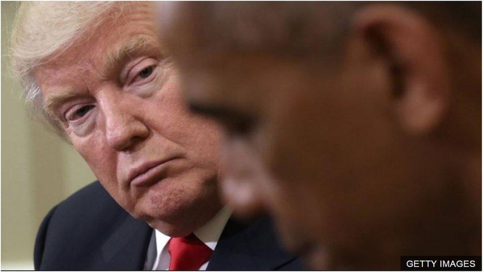 Trump cáo buộc Obama vụ 'Nga can thiệp'