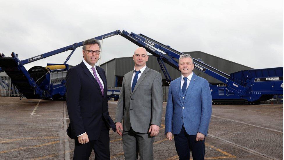 Edge Innovate: Dungannon manufacturer creates 80 jobs