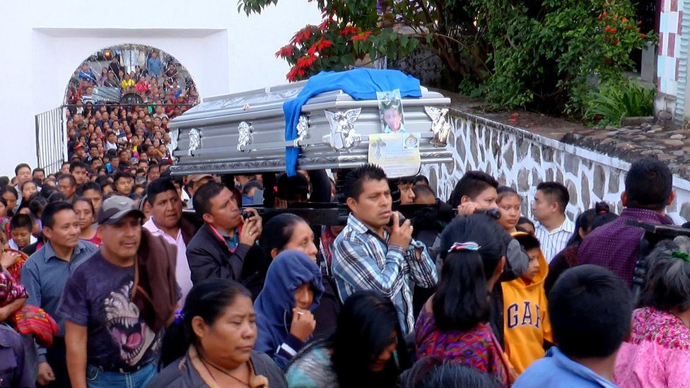 Guatemala: el brutal castigo con el que la ciudad de Chichicastenango previene l ...