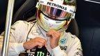 Hamilton tops Abu Dhabi practice