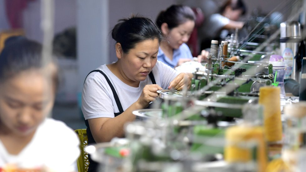 China economy: Annual growth slowest since 1990