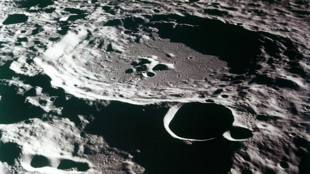 The photos that made Moon landings possible