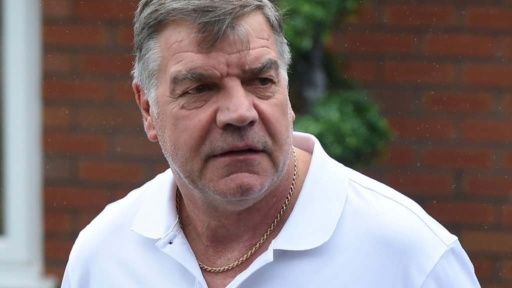 Sam Allardyce: Ex-England manager could face football ban
