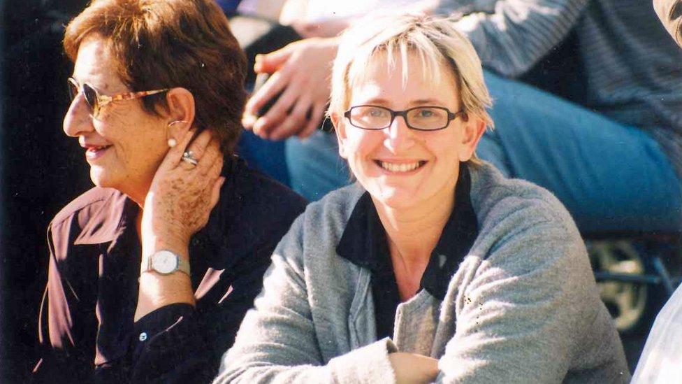 Paula Sáenz sonriendo (Crédito: Paula Sáenz)