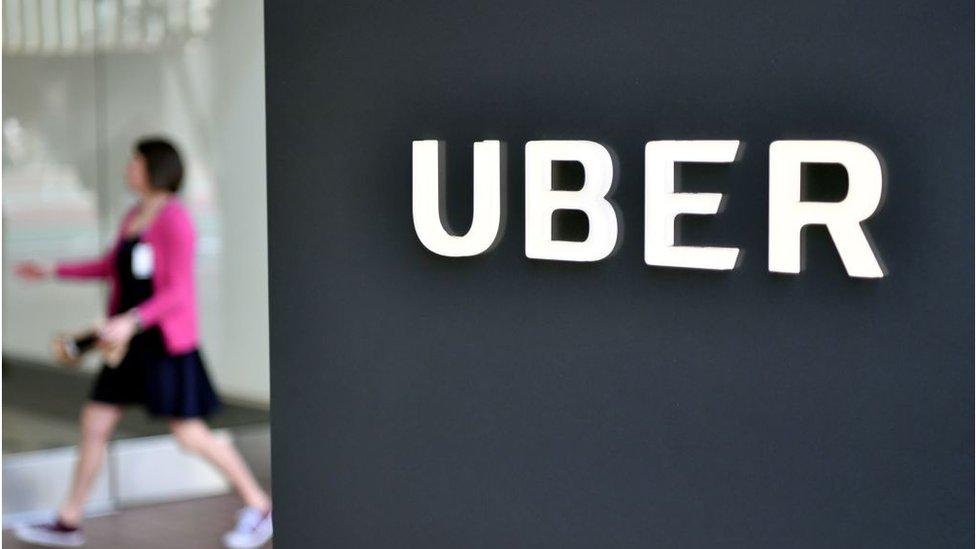 Uber investigated over gender discrimination