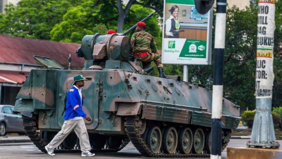 Zimbabwe : coup de force légal selon la justice