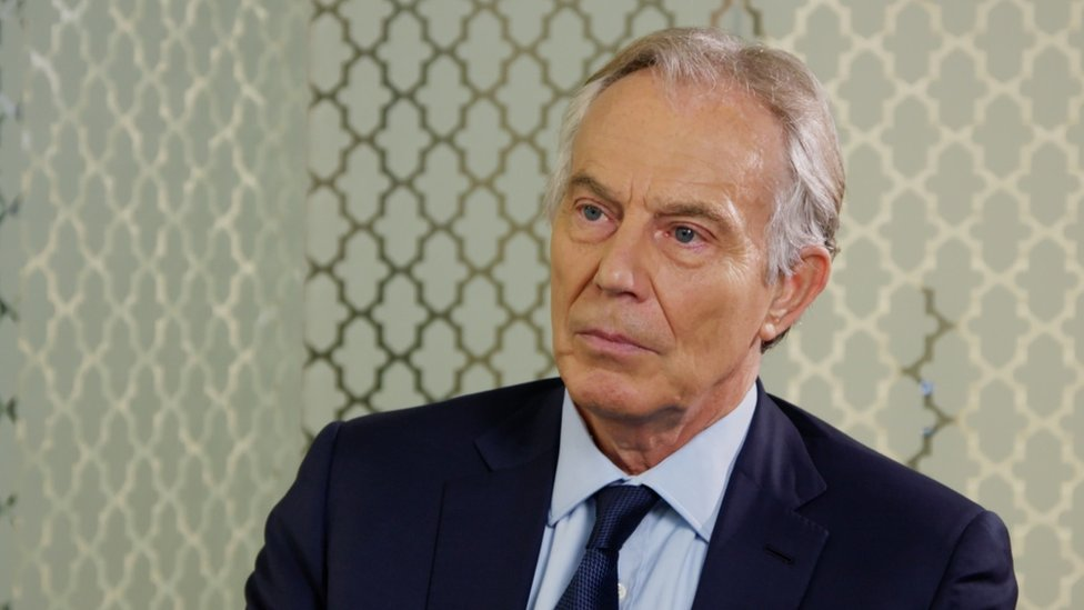 Knife crime: Tony Blair says police losing knife crime battle