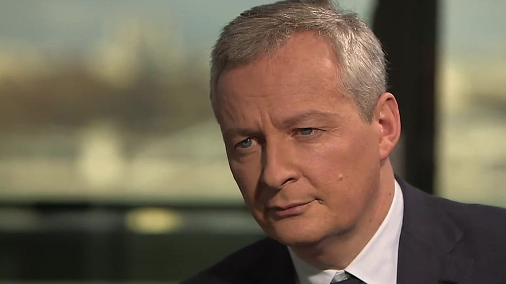 Bruno Le Maire: British people paying for Brexit lies