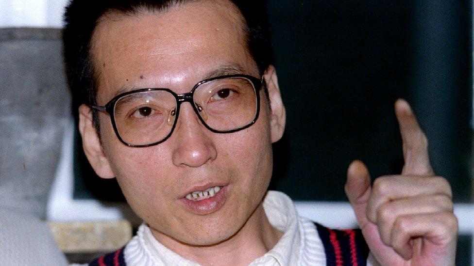 劉曉波病逝》中國外交部:外國干預司法主權,已提出抗議