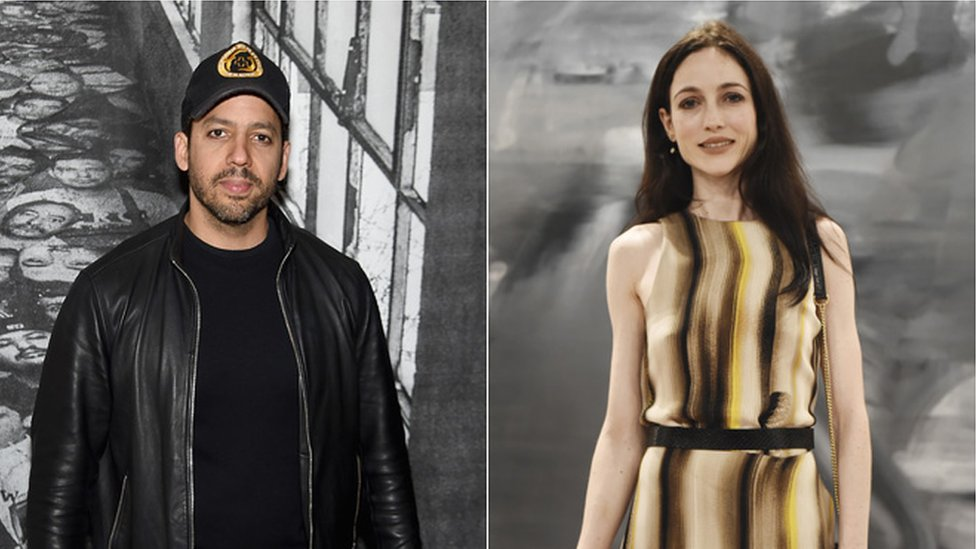 David Blaine under investigation over UK model's rape claim