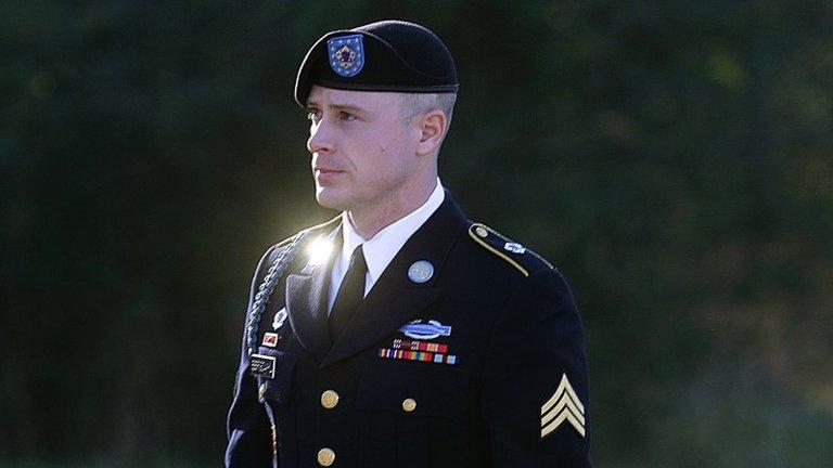 Bowe Bergdahl appeals to Obama for pardon