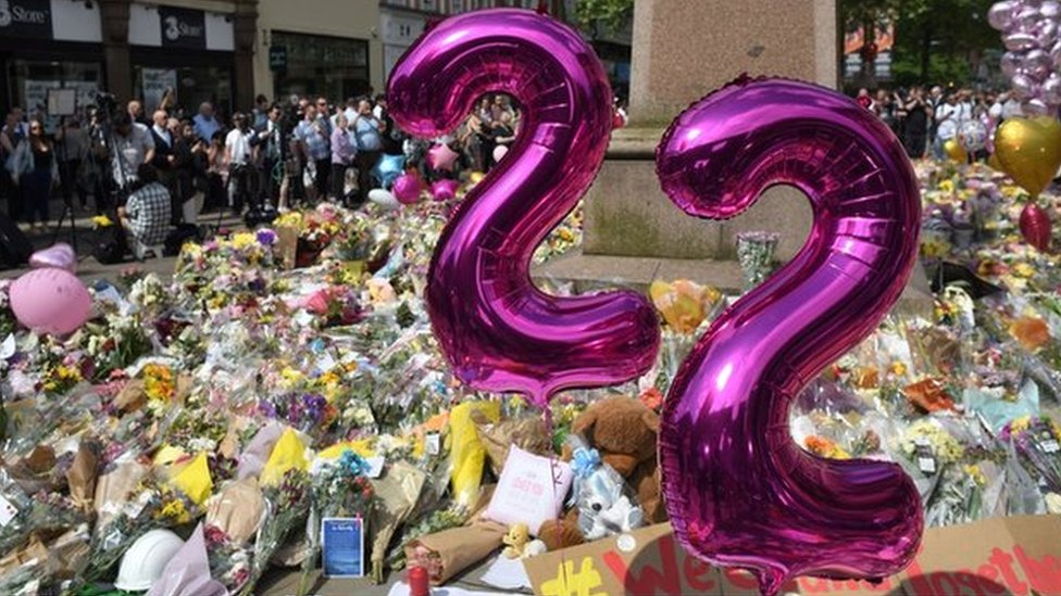 Manchester attack: Anniversary to be marked in city