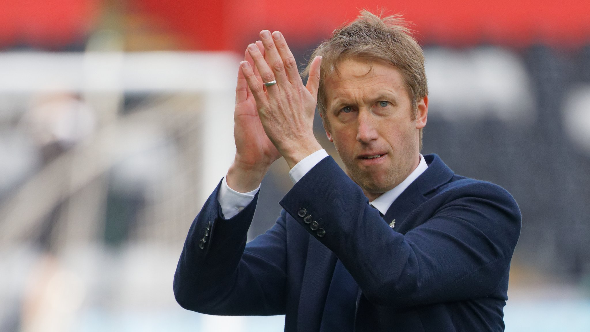 Graham Potter: Brighton set to appoint Swansea manager