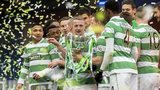 Celtic defeated Dundee United in last season's League Cup final