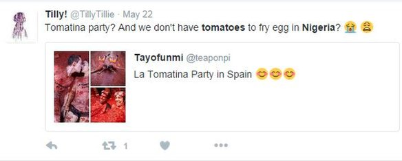 Nigerians share humour tomato memes following destruction of crop