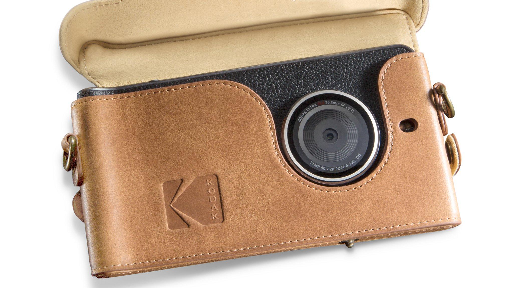 Kodak Ektra smartphone inspired by 1940s