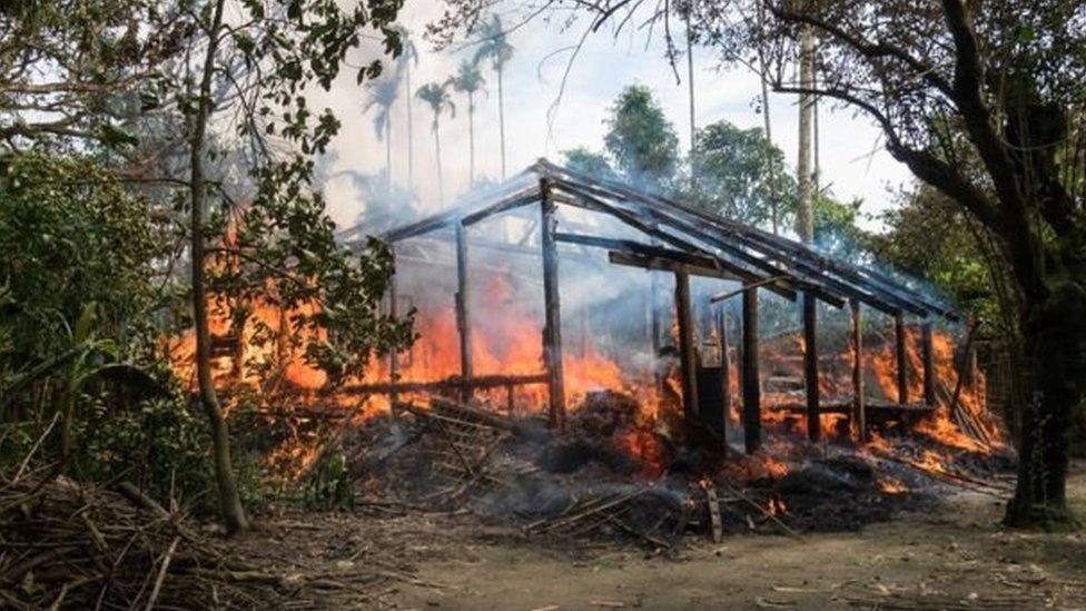 Rohingya, Myanmar, Rakhine
