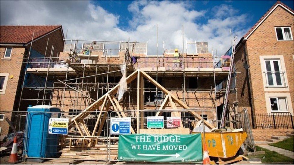 building housing