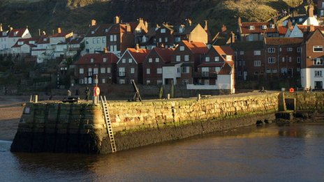 Tate Hill Pier, Whitby