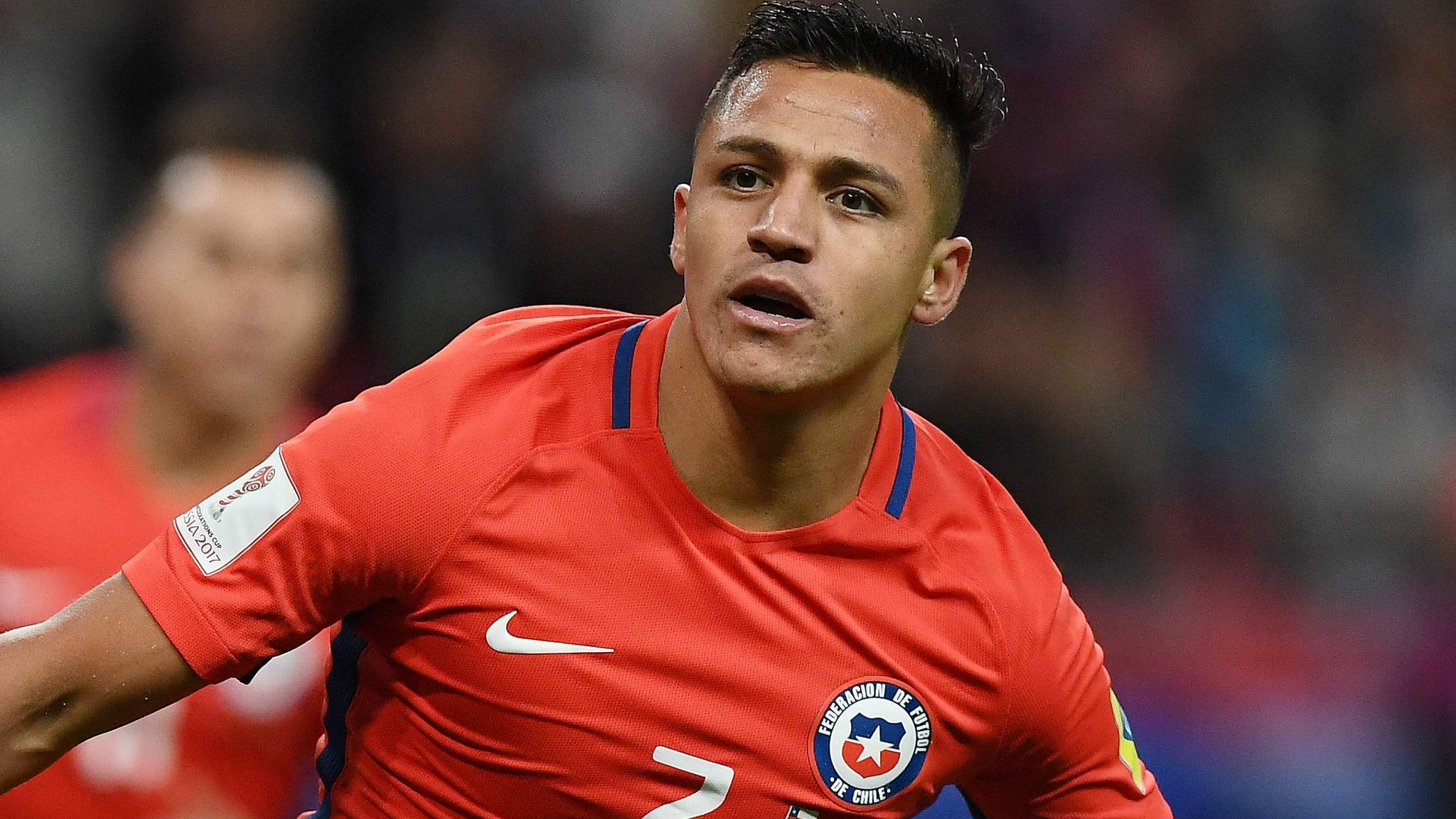 Sanchez becomes Chile's leading scorer in Germany stalemate