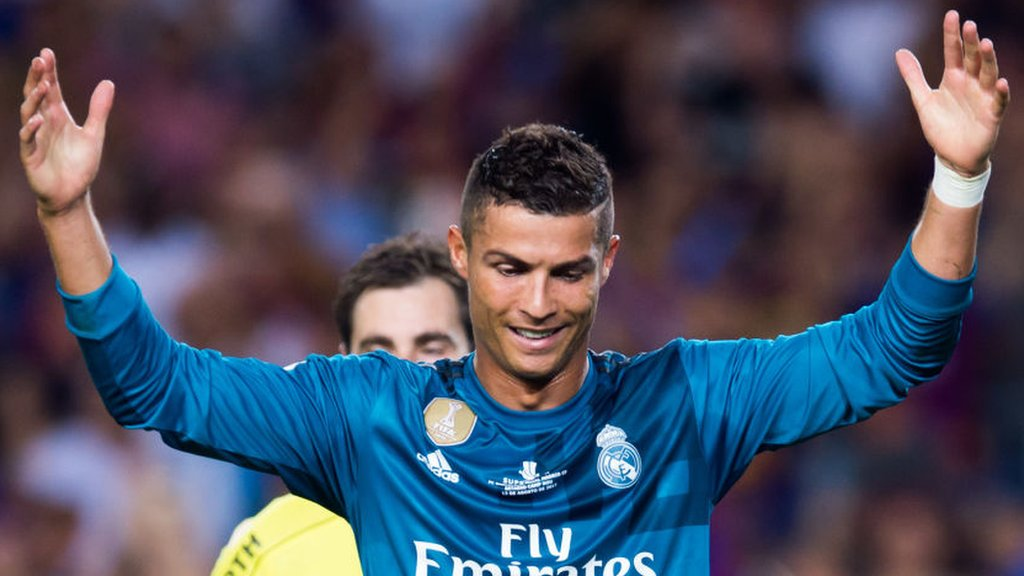 This is persecution - Ronaldo on five-match suspension