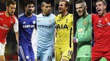 Premier League contenders