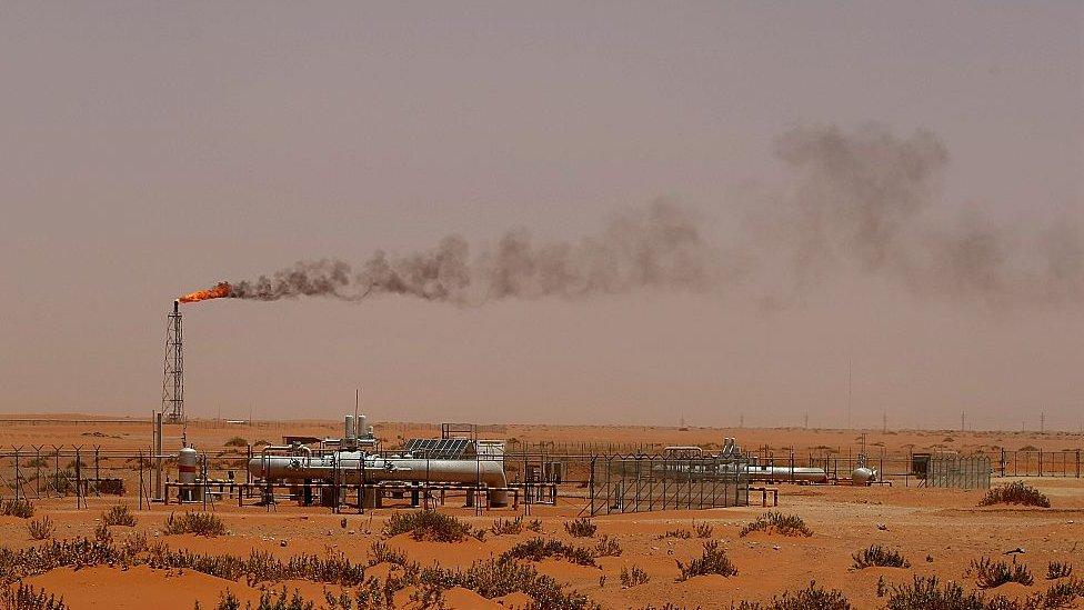 El Medio Oriente sigue siendo el epicentro del mundo petrolero.