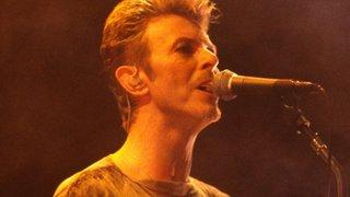 David Bowie lands two Brit nominations