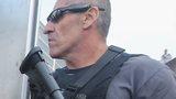 Security forces at Rio de Janeiro test event