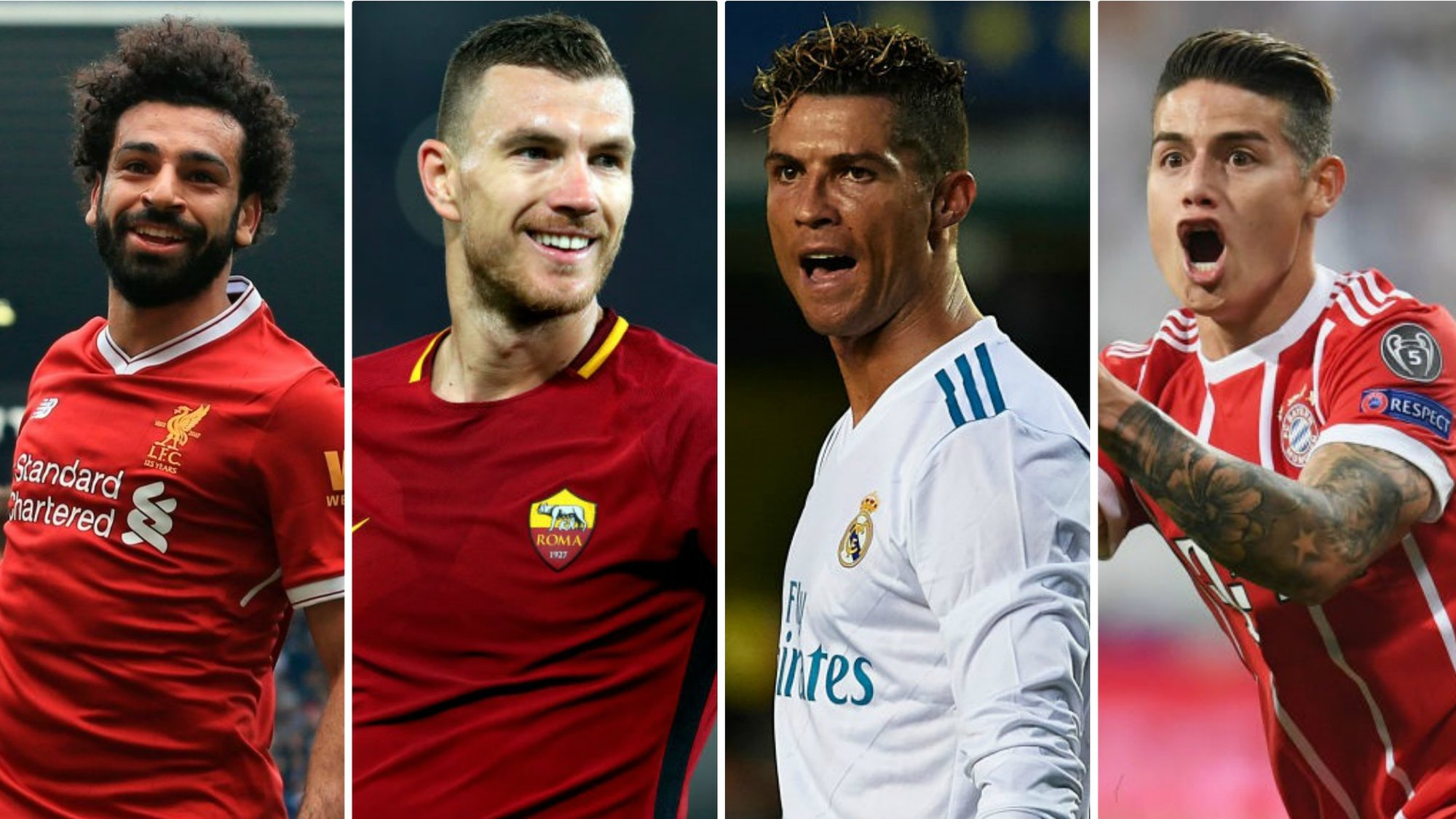 Who will you pick in your Champions League team of the season?