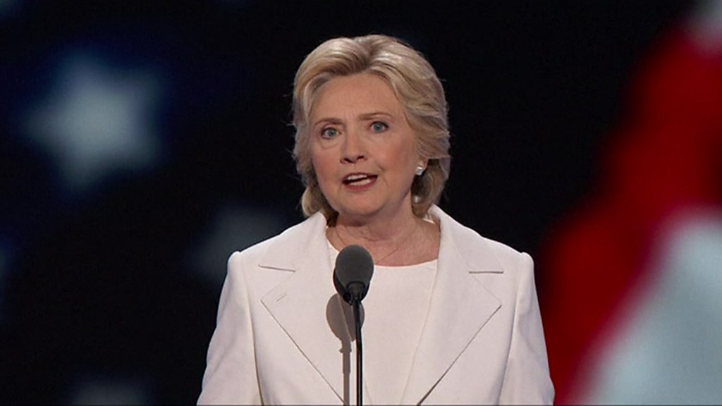 Powerful forces threaten US - Clinton