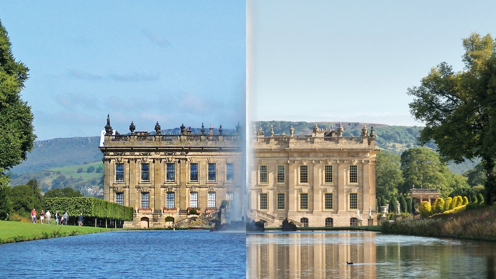 Chatsworth House £32m restoration unveiled